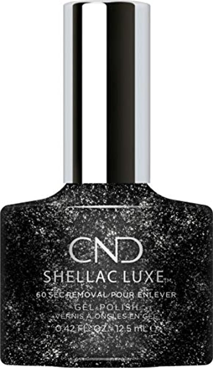 ペイン論理的ファイターCND Shellac Luxe - Dark Diamonds - 12.5 ml / 0.42 oz