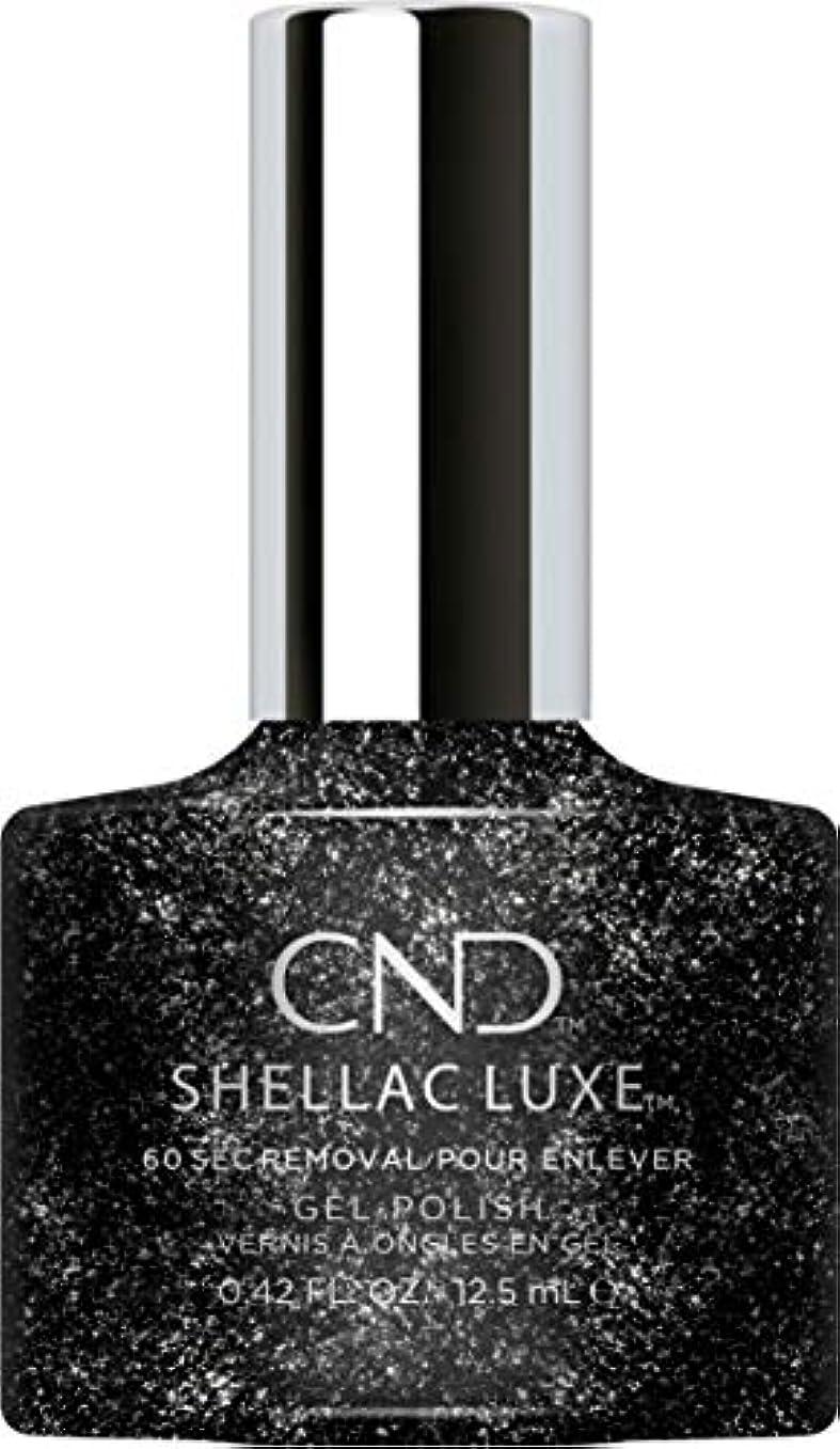 オーロック早くインフルエンザCND Shellac Luxe - Dark Diamonds - 12.5 ml / 0.42 oz