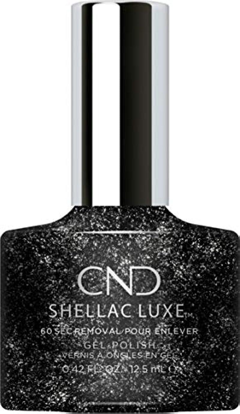 動機経歴ピアニストCND Shellac Luxe - Dark Diamonds - 12.5 ml / 0.42 oz