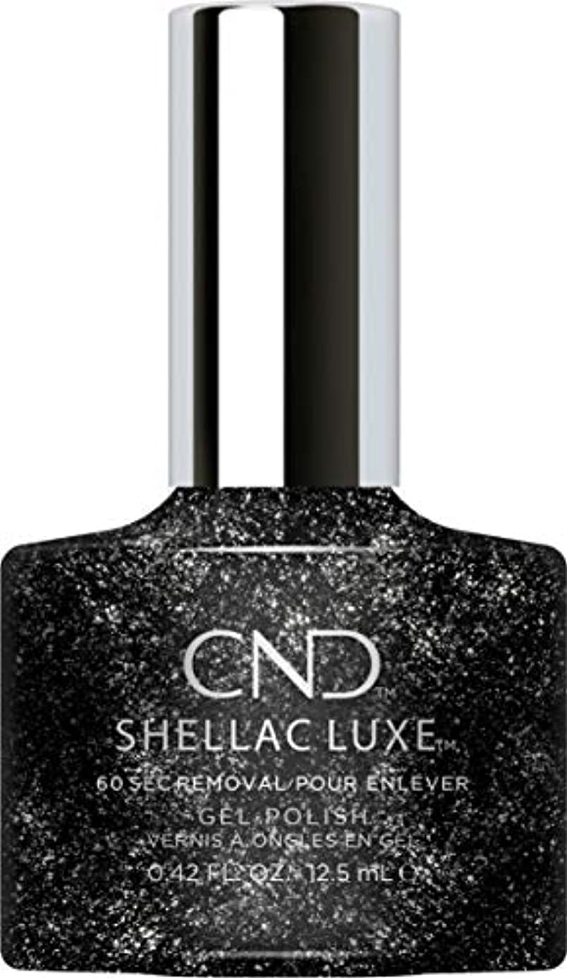 クロール起こりやすい腕CND Shellac Luxe - Dark Diamonds - 12.5 ml / 0.42 oz