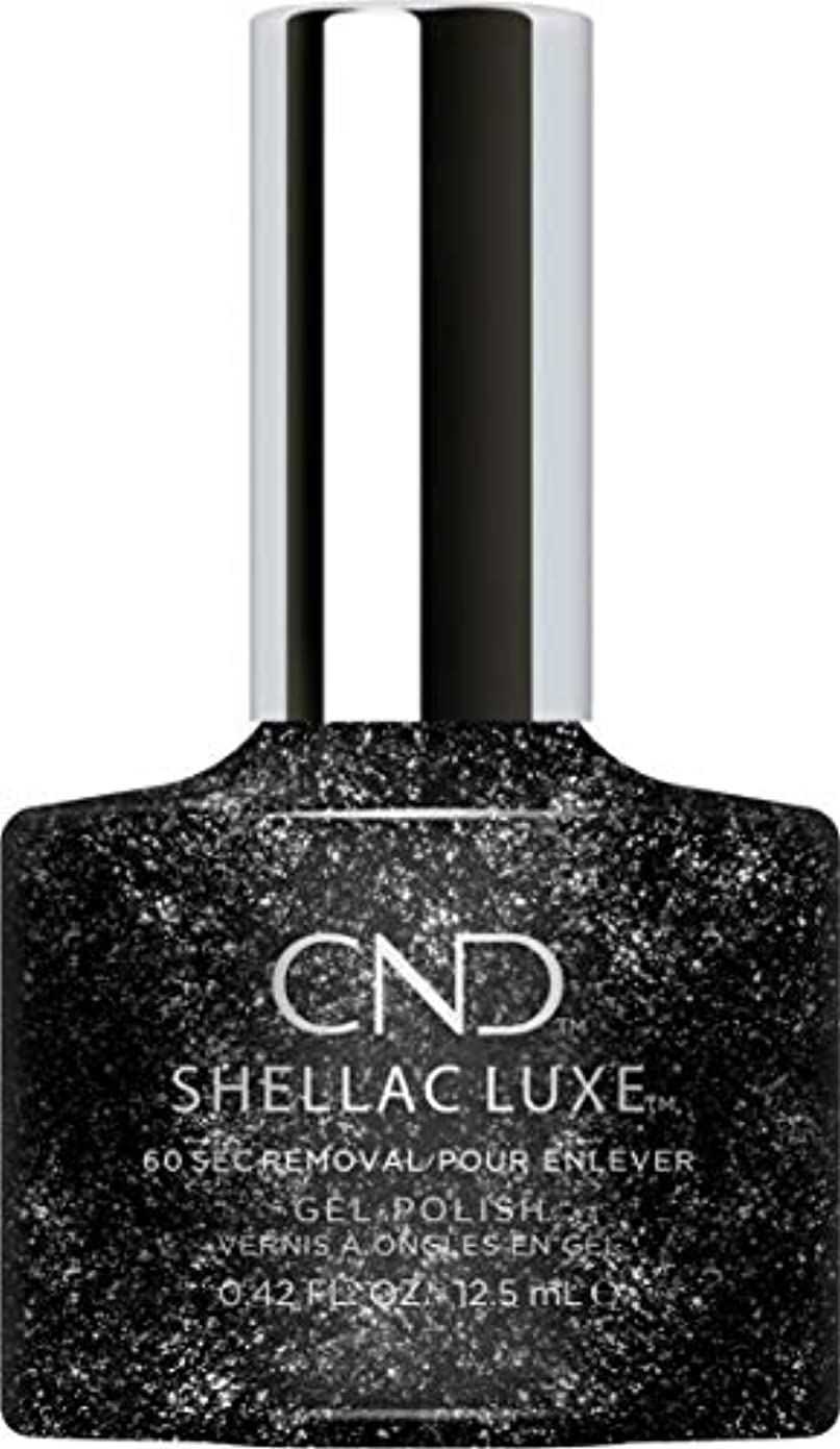解放する土曜日医師CND Shellac Luxe - Dark Diamonds - 12.5 ml / 0.42 oz