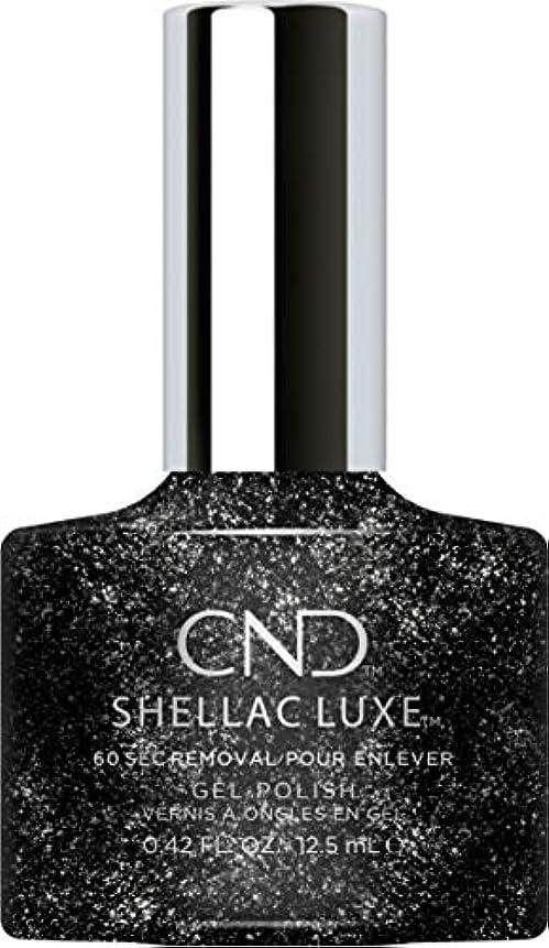 ペック未満休眠CND Shellac Luxe - Dark Diamonds - 12.5 ml / 0.42 oz