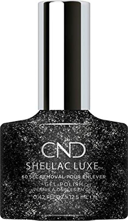 十一加入ジャグリングCND Shellac Luxe - Dark Diamonds - 12.5 ml / 0.42 oz