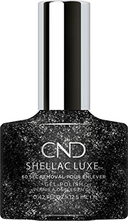 野望通信するリサイクルするCND Shellac Luxe - Dark Diamonds - 12.5 ml / 0.42 oz