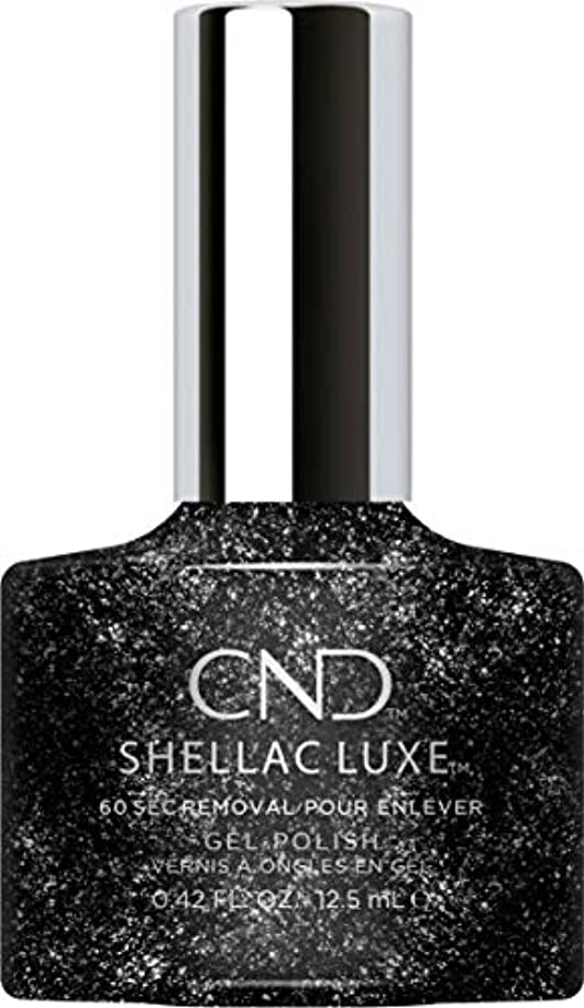 人事船外きらめきCND Shellac Luxe - Dark Diamonds - 12.5 ml / 0.42 oz