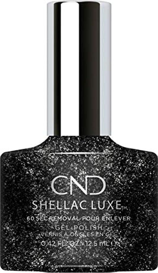暗黙黒広げるCND Shellac Luxe - Dark Diamonds - 12.5 ml / 0.42 oz