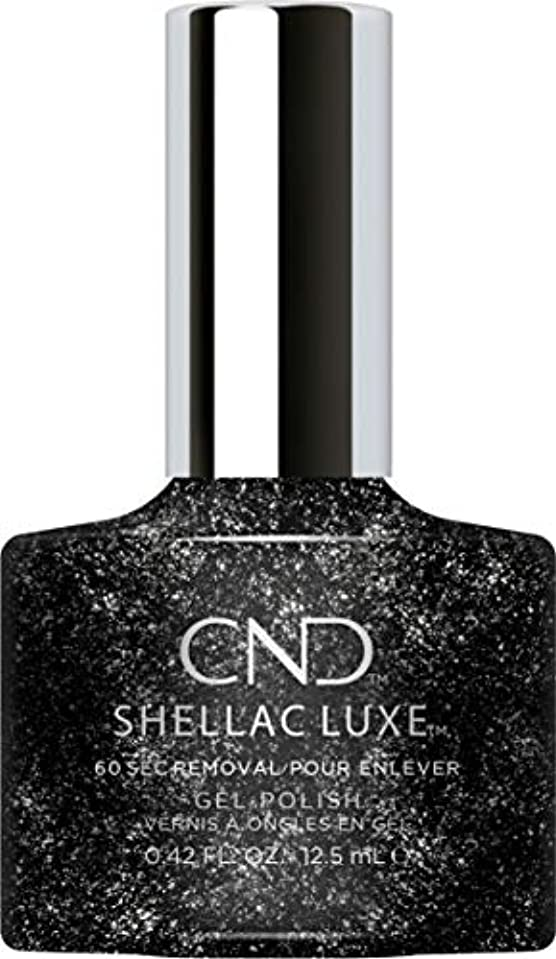 一時的放射する進化するCND Shellac Luxe - Dark Diamonds - 12.5 ml / 0.42 oz