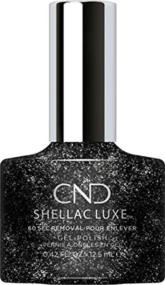 パットスキーム本体CND Shellac Luxe - Dark Diamonds - 12.5 ml / 0.42 oz