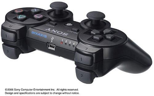 ワイヤレスコントローラ(SIXAXIS)