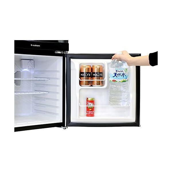 エスキュービズム 冷蔵庫一体型ワインクーラー ...の紹介画像4