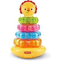 Fisher-Price Light-Up Lion Stacker [並行輸入品]