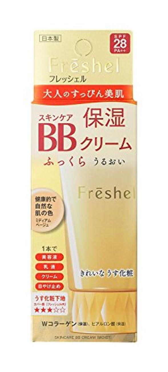 品もっともらしいインレイフレッシェル BBクリーム スキンケアBBクリーム モイスト 保湿 ミディアムベージュ