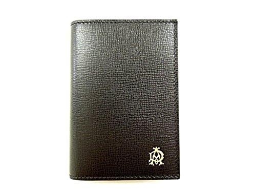 [ダンヒル]dunhill 名刺入れ カードケース BELGRAVE ベルグレイブ ブラック L2S847A[並行輸入品]