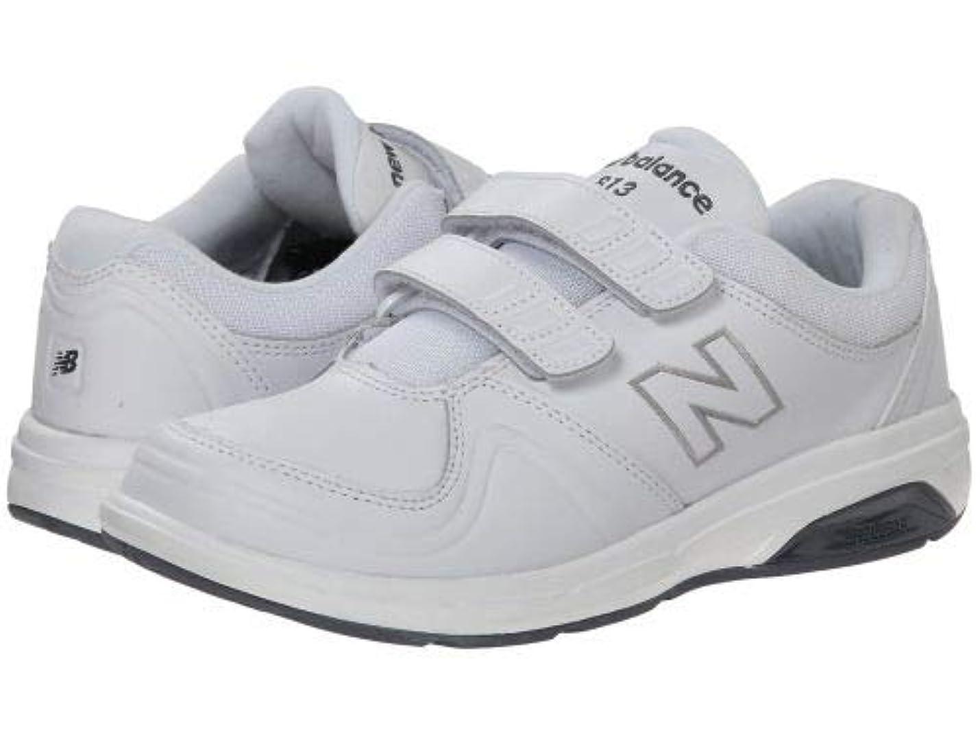 不足要塞必要New Balance(ニューバランス) レディース 女性用 シューズ 靴 スニーカー 運動靴 WW813Hv1 - White [並行輸入品]