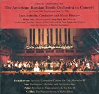 10th Anniversary: American Russian Youth Orchestra