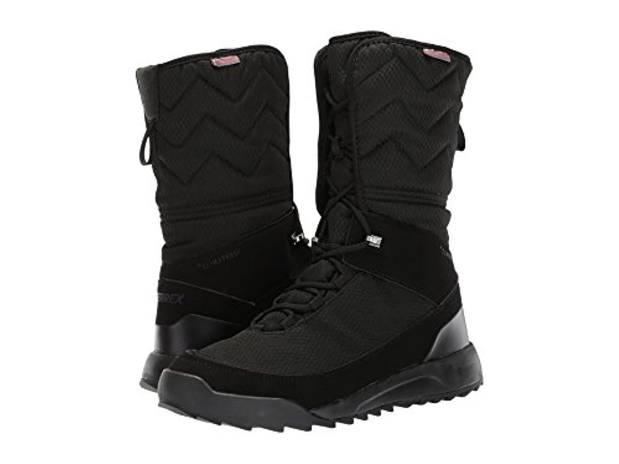 写真を撮る近々ノベルティ(アディダス) adidas レディースブーツ?靴 Terrex Choleah High CP Black/Black/Chalk White 8.5 (25.5cm) B - Medium