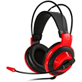 MSI DS501 Gaming Headset, Black, (HM-MSI-DS501)