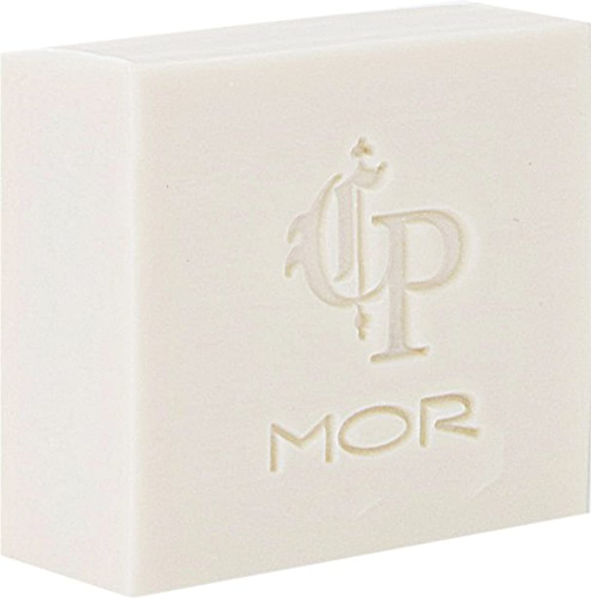 お風呂を持っている叙情的なモードリンMOR(モア) コレスポンデンス トリプルミルドソープバー ペッパーベリーカルダモン 180g