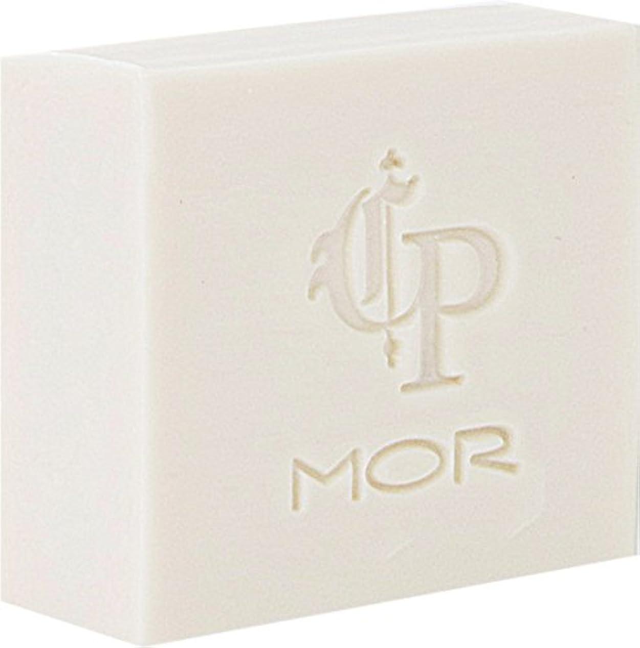液体基本的な郵便物MOR(モア) コレスポンデンス トリプルミルドソープバー ペッパーベリーカルダモン 180g
