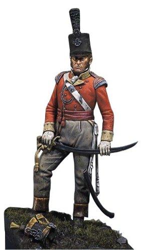 アンドレアミニチュアズ S7-F7 British Officer 1815