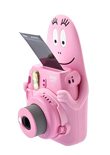 FUJIFILM インスタントカメラ チェキ instax mini 8P バーバパパ INS MINI 8P BARBAPAPA
