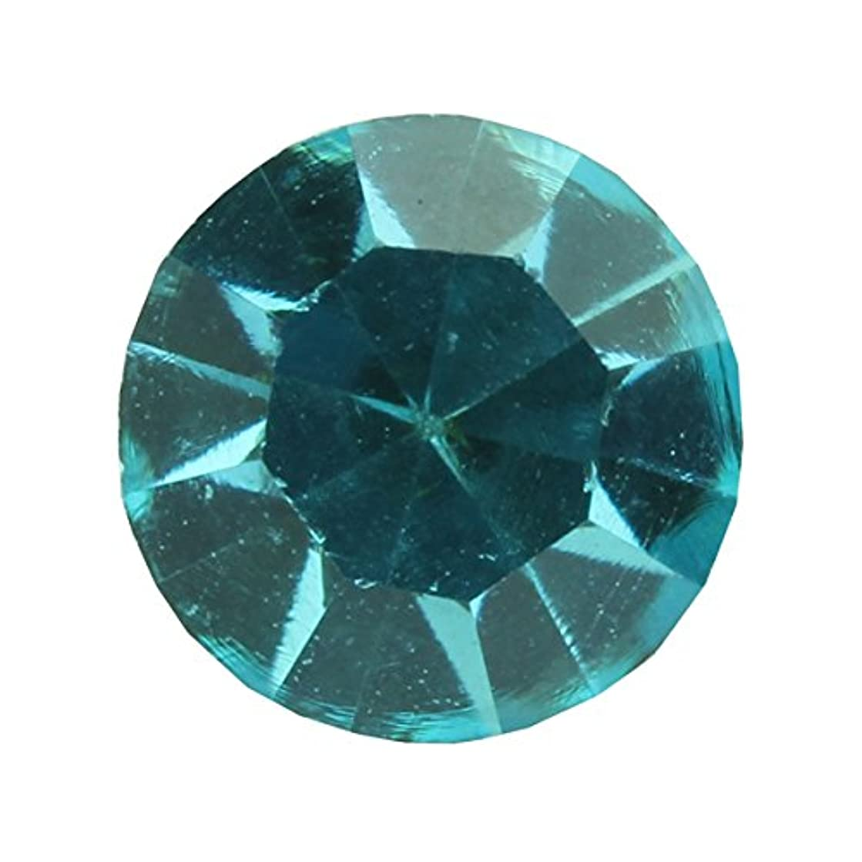 医療過誤サスペンド年金アクリルストーンVカット ss12(約3.0mm)(30個入り) アクアマリン