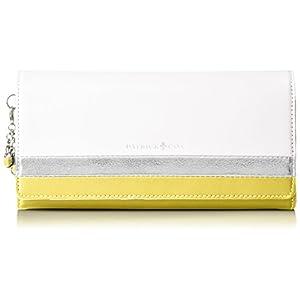 [パトリックコックス] 長財布 【マルチカラー】 カラフル配色サンダル型チャーム付 PXLW6KT1 00 ホワイト