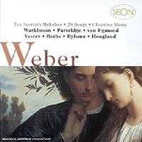 Weber;10 Scottish Melodies