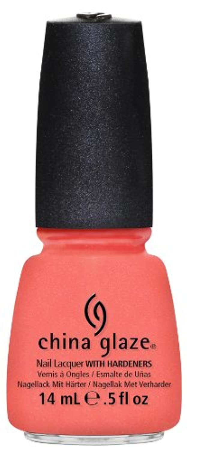 CHINA GLAZE Nail Lacquer - Avant Garden Collection - Mimosa's Before Mani's