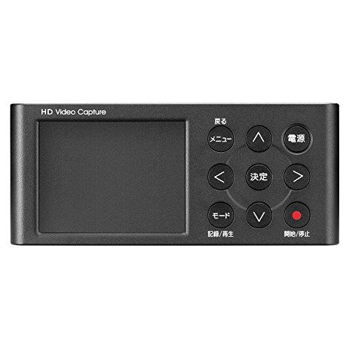 I-O DATA HDMIキャプチャー パソコン不要 Nintendo Switch 動作確認済 フルHD SDカード/HDD保存 GV-HDREC