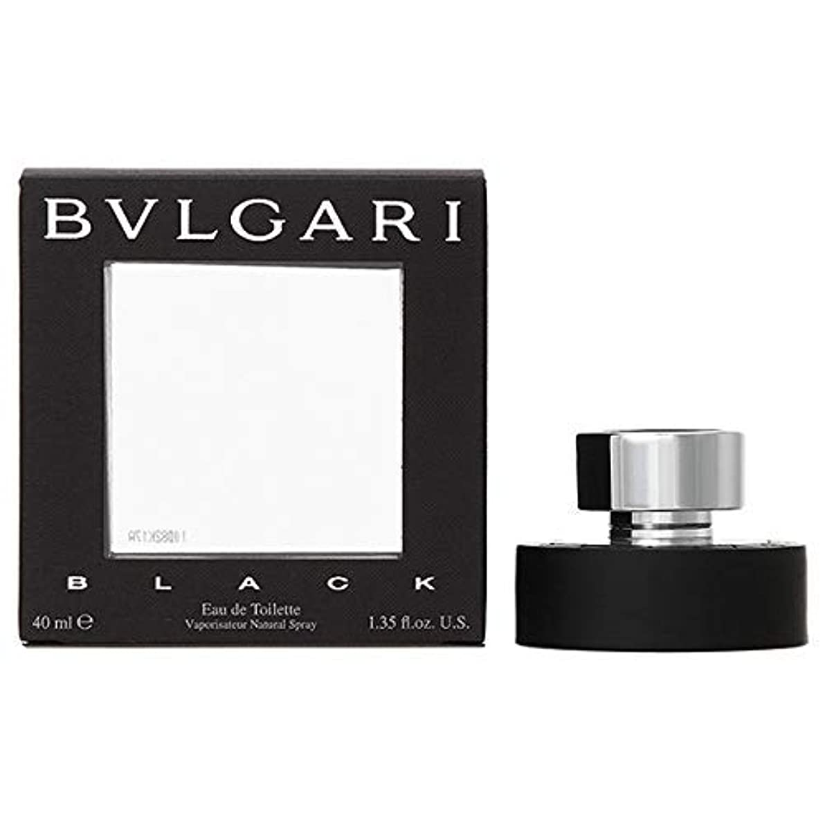 生物学横香水ブルガリ ブラック 40ml オードトワレスプレー