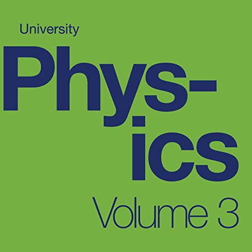 University Physics Volume 3 (English Edition)