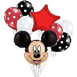ミッキーマウス ヘッドバルーン ブーケセット バースデー 赤ちゃんのお誕生パーティ デコレーション Decoration Time製