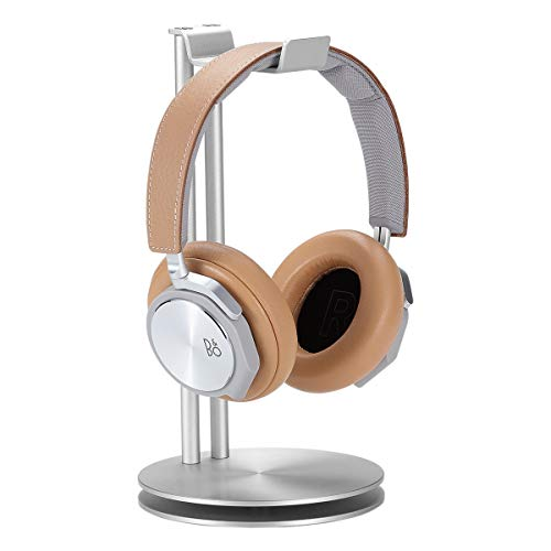 Just Mobile HeadStand - Desktop Headphone Stand in Aluminium