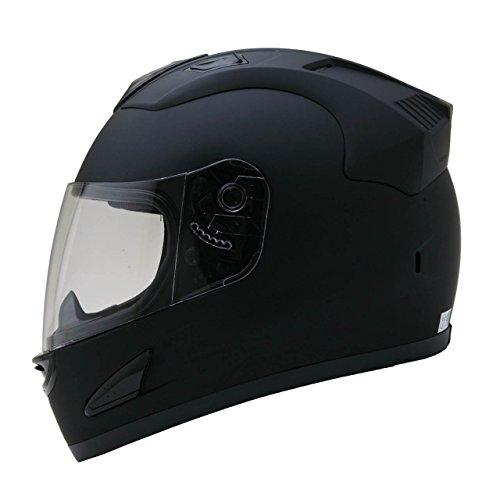 NEO-RIDERS (ネオ ライダース) エアロデザイン フルフェイス ヘルメット マットブラック SG/PSC NR-7 B003X1M970 1枚目