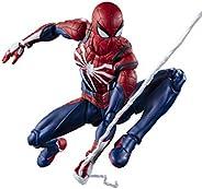 S.H.フィギュアーツ スパイダーマン アドバンス・スーツ (Marvel's Spider-Man) 約150mm ABS&PVC製 塗装済