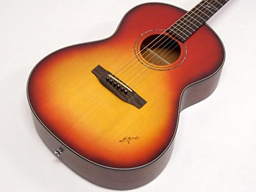 K.YAIRI RF-65 RB アコースティックギター ハードケース付き