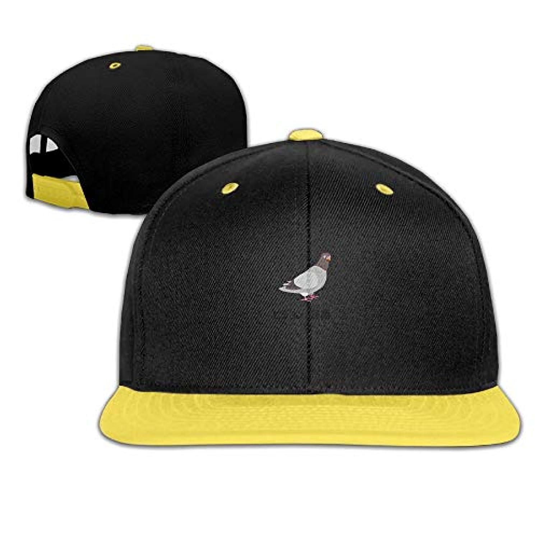 ピジョン言語 かっこいい ヒップホップ ハット スポーツ 野球帽 日焼け止め キャップ 子ども 帽子