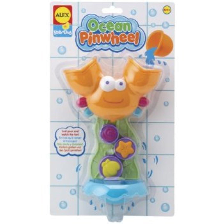 ALEX?? Toys - Alex Jr. Ocean Pinwheel 1818 おもちゃ [並行輸入品]