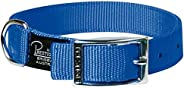"Prestige Pet Products Double Layer Nylon Collar 1"" X 16"" (4"