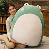 40~80cm Cute Standing Animals Doll Panda Frog Pig Bear Mouse Bunny Stuffed Plush Toy 3-in-1 Hands Warmer Plushie for Kids Gif