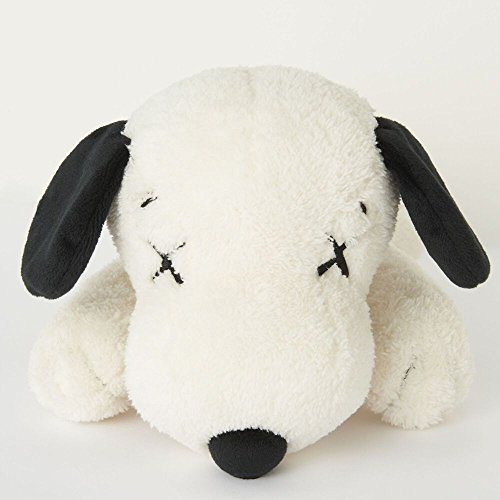 UNIQLO UT x KAWS PEANUTS SNOOPY Toy Plush stuffed S size Doll