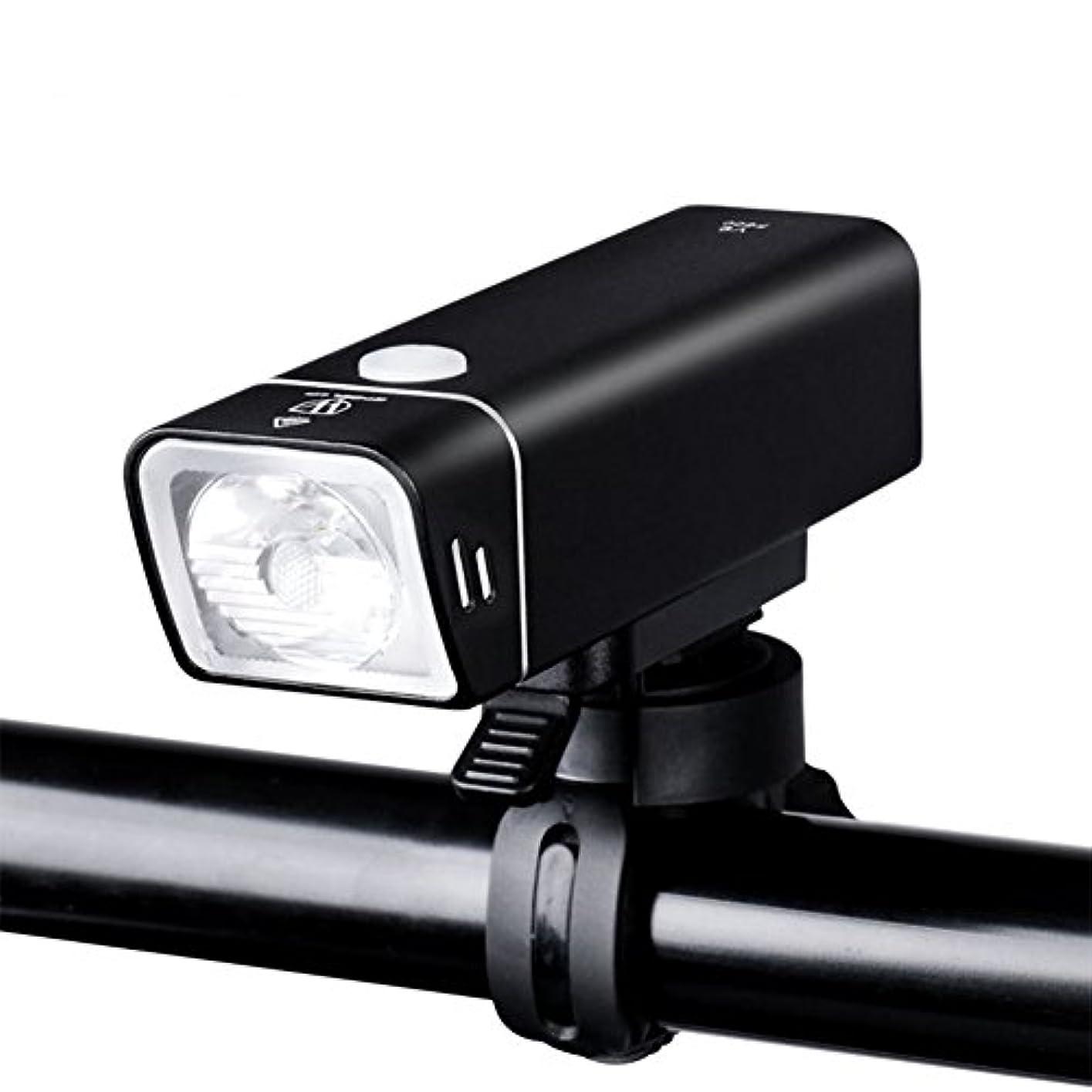 頼む破産ラックRaiFu ヘッドランプ 自転車 フロント ランプ 懐中電灯 高輝度 USB充電式 防水 自転車 サイクリング 安全 バイクライト