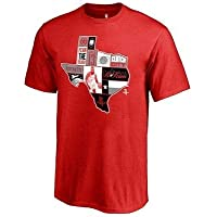 NBA Fanatics Branded James Harden Houston Rockets Youth Red Player State T-Shirt Tシャツ(ファングッズ)【並行輸入品】