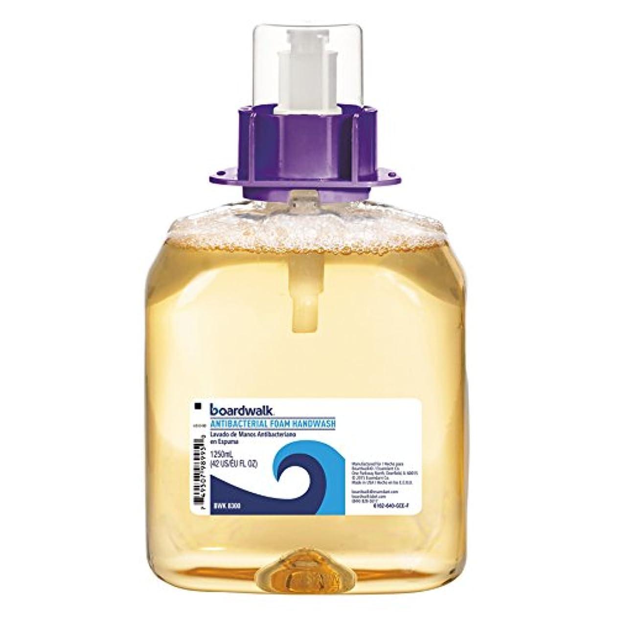 小数切り離す貸すFoam Antibacterial Handwash, Sweet Pea, 1250ml Refill, 4 per Carton (並行輸入品)
