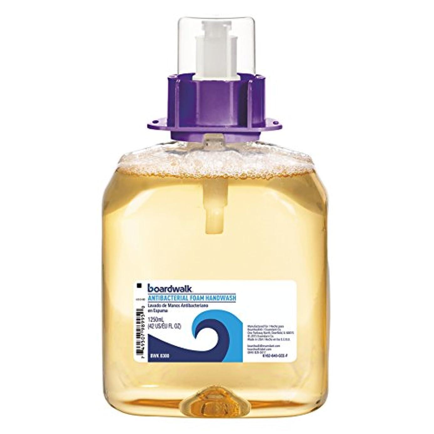 バナナレシピ海洋Foam Antibacterial Handwash, Sweet Pea, 1250ml Refill, 4 per Carton (並行輸入品)