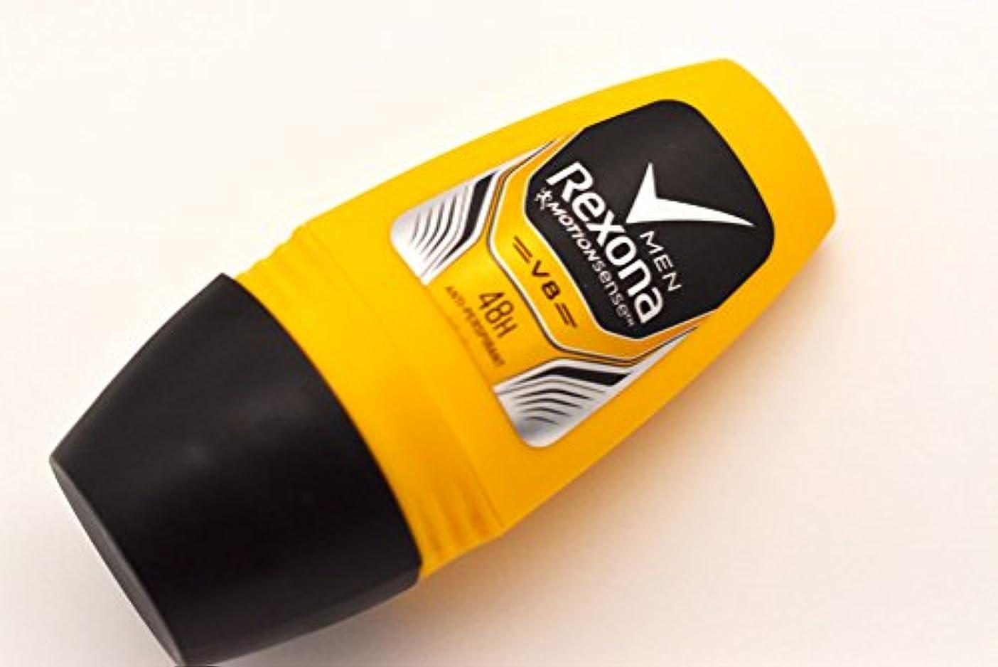 市の花憲法することになっているRexona MEN レクソーナ レクソナ 制汗剤 デオドラント ロールオン 48時間持続 V8 ブイエイト 50ml 並行輸入品 Unilever ユニリーバ