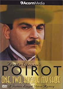 Poirot: One Two Buckle My Shoe [DVD] [Import]