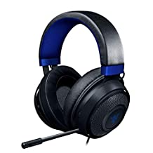 Razer RZ04-02830500-R3U1 Headset for console, Black/Blue, One size