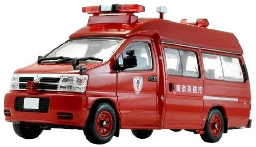 トミカリミテッド ヴィンテージ 日産エルグランド消防指揮車 TLV-N43-03a